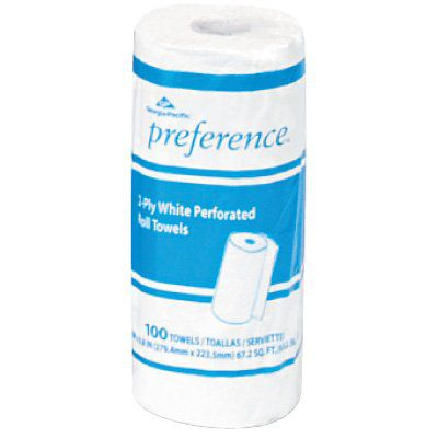 Georgia Pacific Preference® Perforated Paper Towel Rolls 27300
