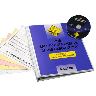 GHS Safety Data Sheets in the Lab - Safety Training Videos