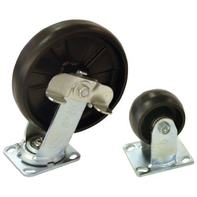 Glass Filled Nylon Casters