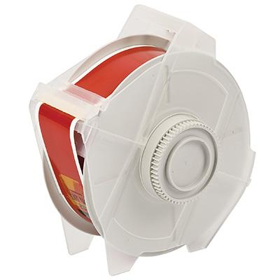 Brady 113121 Globalmark Label Tapes - Red