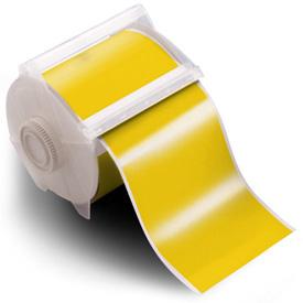 Brady 113117 Globalmark Label Tapes - Yellow