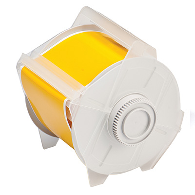 Brady 113116 Globalmark Label Tapes - Yellow