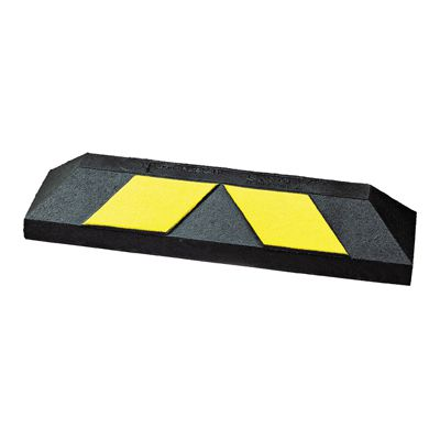 GNR Technologies Home Park-It Recycled Rubber Parking Curb