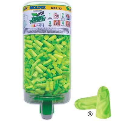 Moldex® Goin' Green® Foam Earplugs