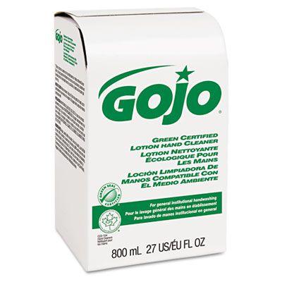 GOJO® 800-ml Bag-in-Box Refills GOJ916512EA