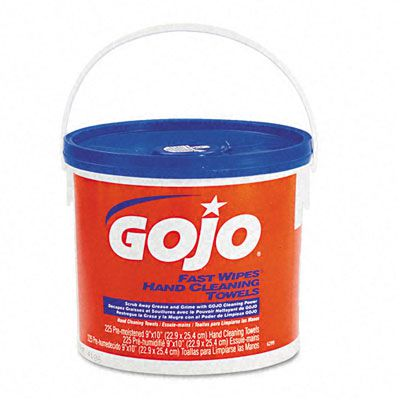 GOJO® FAST WIPES® Hand Cleaning Towels GOJ629902EA