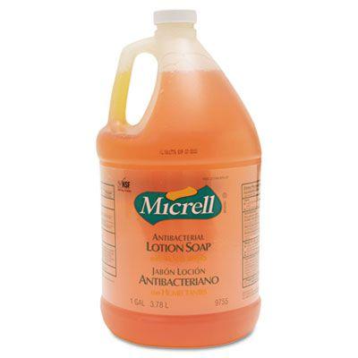GOJO® MICRELL® Antibacterial Lotion Soap GOJ975504EA