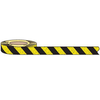 Striped Warning Grit Tape