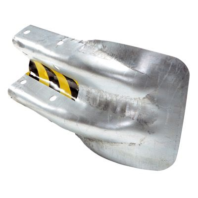 Flared End Guard For Guard Rails
