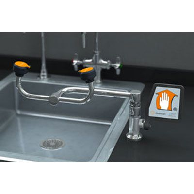 Guardian Deck Mounted Eyewash Station G1806
