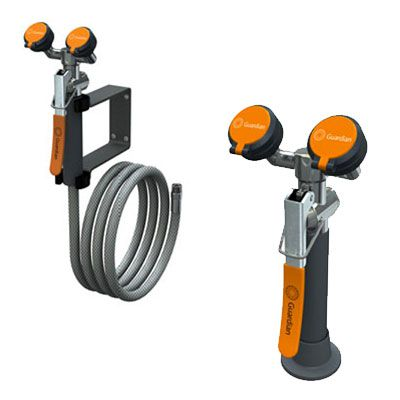 Guardian Mounted Eyewash and Drench Hose
