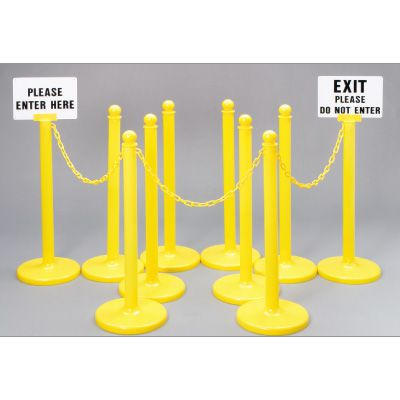 Guideline Stanchion Kit