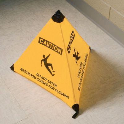 Handycone™ Triangle - Do Not Enter