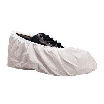 Keystone Polyethylene Shoe Covers - White