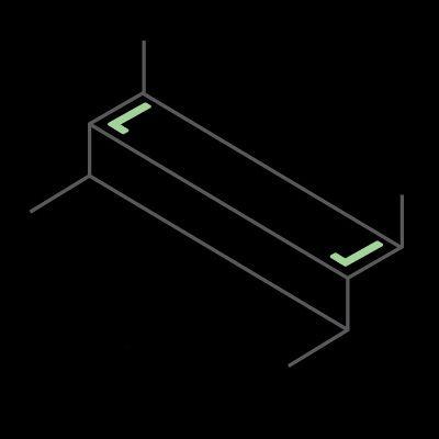 Hi-Intensity Photolum Stairwell Markers