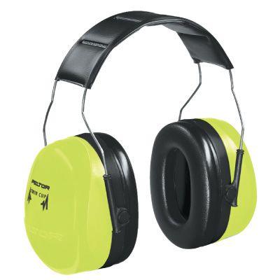 3M® Peltor® Optime® 105 H10A Hi-Viz Earmuffs 70071517083