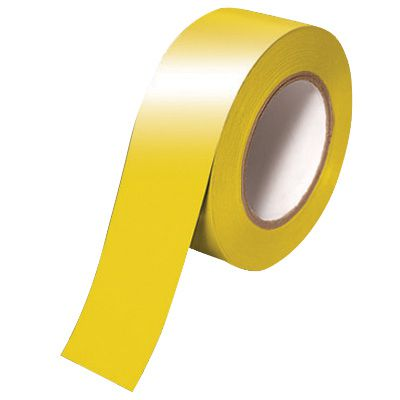 INCOM High-Intensity Reflective Warning Tape HRT230YL