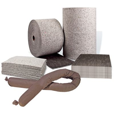 HippieDawg® Earth-Friendly MRO/Universal Pads, Rolls & Socks