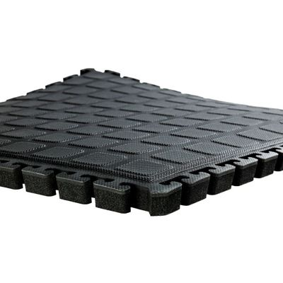 Hog Heaven™ II Modular Tile Poly Anti-Fatigue Mats