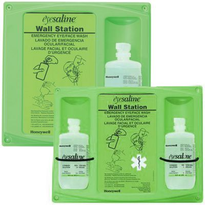 Honeywell Eyesaline® 16 Oz. Wall Stations