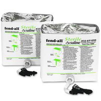Honeywell Fendall Pure Flow 1000® Saline Refill Cartridges