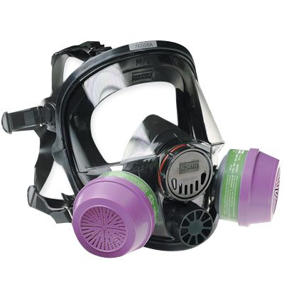 Honeywell North® 7600 Series Full Facepiece Respirators