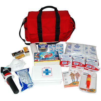 Hurricane/Tornado Emergency Kit