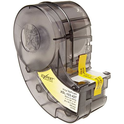 IDXPERT Series Self-Laminating Portable Vinyl Wire and Cable Label Printer