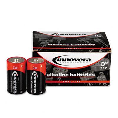Innovera®Alkaline Batteries IVR33012