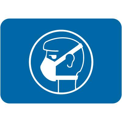 International Symbols Signs - Wear Masks