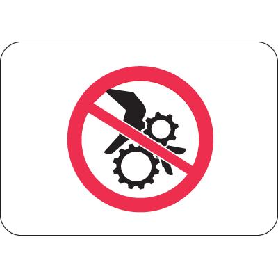 International Symbols Signs - Pinch Point