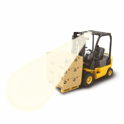 IRONguard™ Forklift Front Spotter