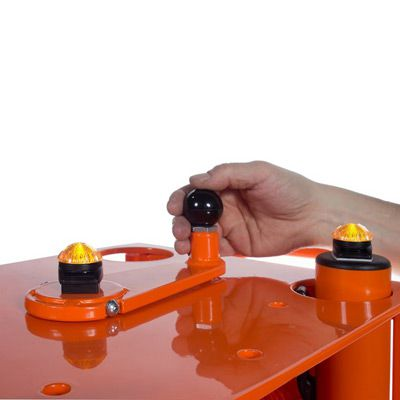 IRONguard Portable Safety Zone Crank Handle