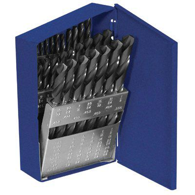 Irwin® - High Speed Steel Drill Bit Set 60138