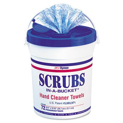 ITW Dymon SCRUBS® Hand Cleaner Towels