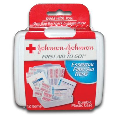 J & J First Aid Kit 30007670
