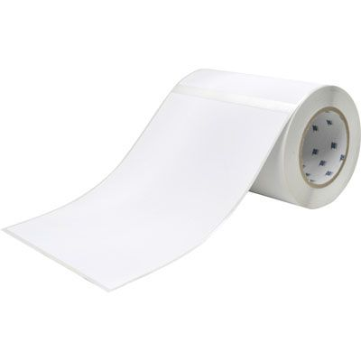 Brady J50-265-2569 BradyJet J5000 Label - White