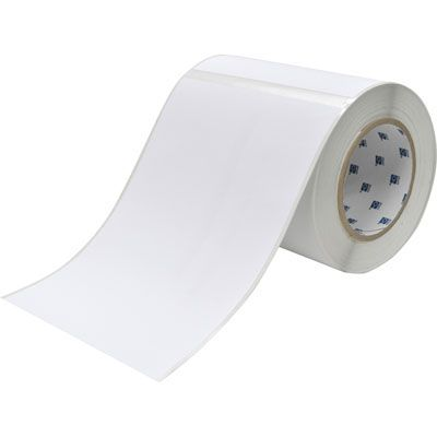 Brady J50-267-2569 BradyJet J5000 Label - White