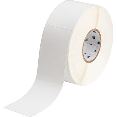 Brady J50-260-2595 BradyJet J5000 Label - White