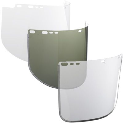 Jackson Safety* F30 Acetate Face Shield Windows