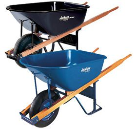 Jackson® Professional Tools - Jackson® Contractors Wheelbarrows