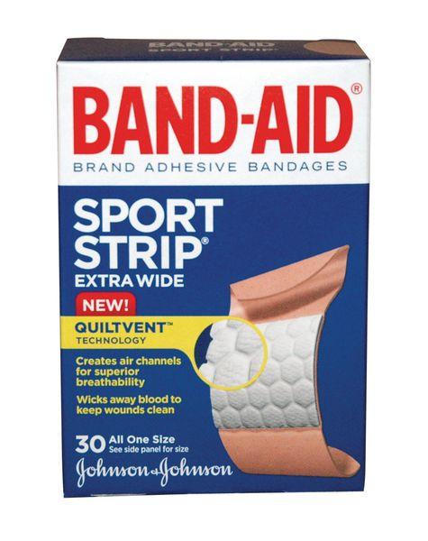Johnson & Johnson Band-Aid® Sports Strip® 100472300