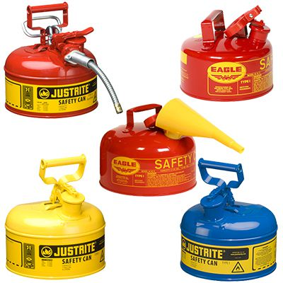 1-Gallon Safety Cans