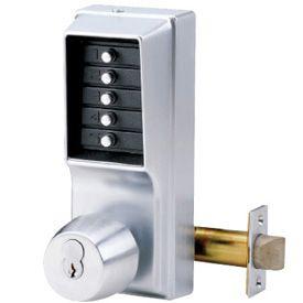 KABA Mechanical Door Locks - 1000 Series Knob Lock (No Key Override)