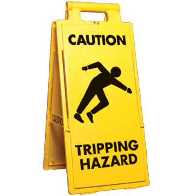 Keep Aisle Clear  - Floor Safety Decal