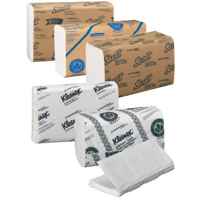 Kimberly-Clark Folded Paper Towels