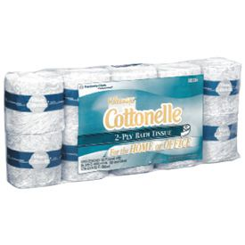 Kimberly-Clark® Professional KLEENEX® COTTONELLE® Two-Ply Bathroom Tissue