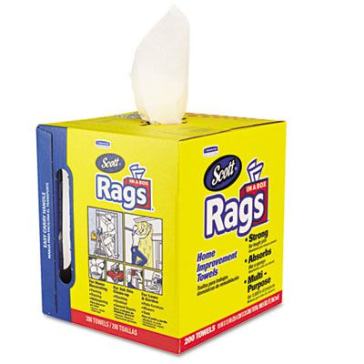 Kimberly-Clark® Professional SCOTT® Rags in a Box KCC75260