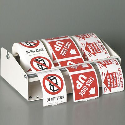 Label Dispenser Core Adapter