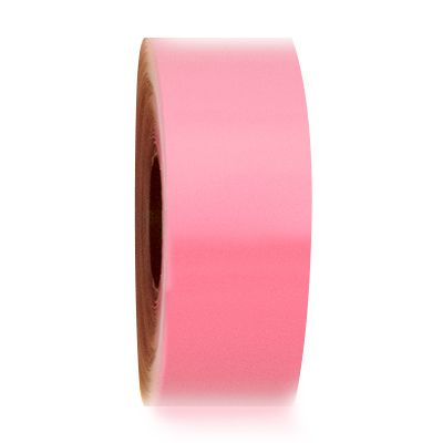 LabelTac® LT312 Premium Vinyl Printer Label - Pink